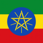 Ethiopia holds up her hands unto God